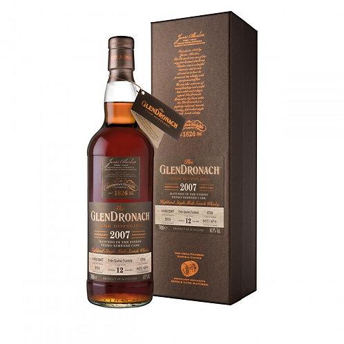 Glendronach 2007 - 12Y - 60,9% - Batch 17