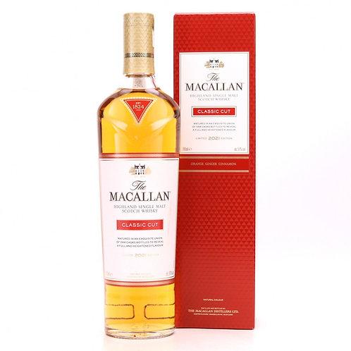 Macallan Classic Cut 2021 Edition