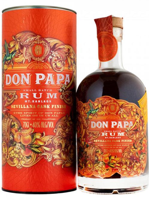 Don Papa Sevillana Cask