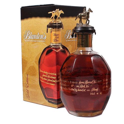 Blanton's Gold Barrel No.317 51,5%