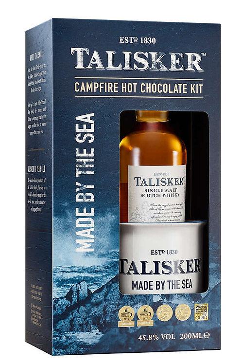 Talisker 10Y - 20cl Hot Chocolate Kit
