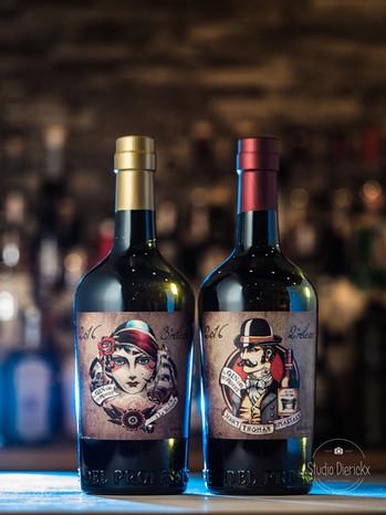 Gin Del Professore Monsieur & Madame
