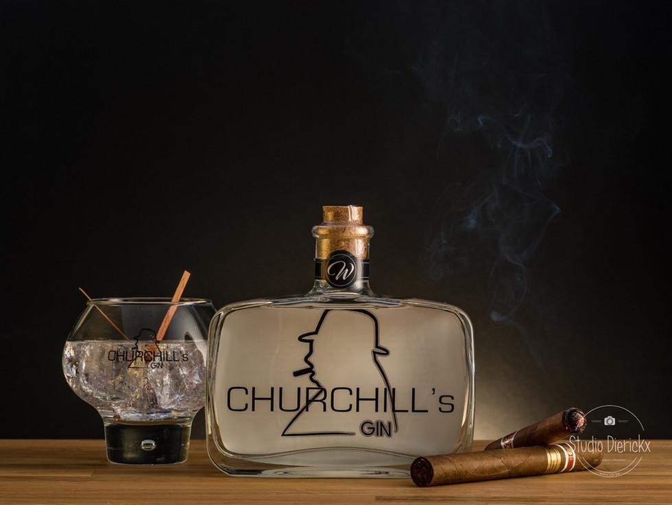 Churchhill's Gin