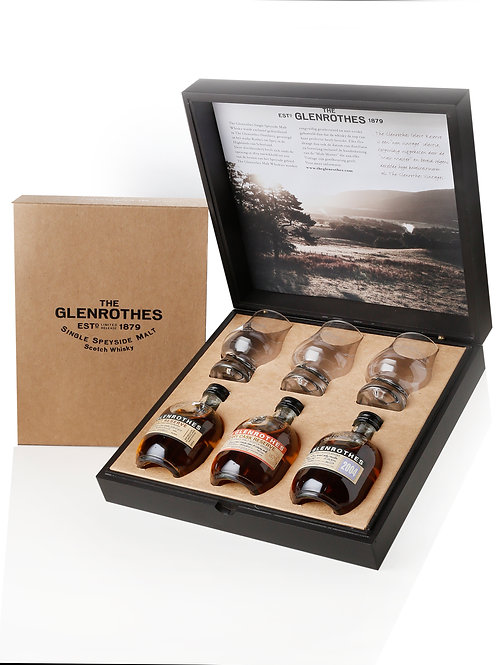 Glenrothes Giftbox
