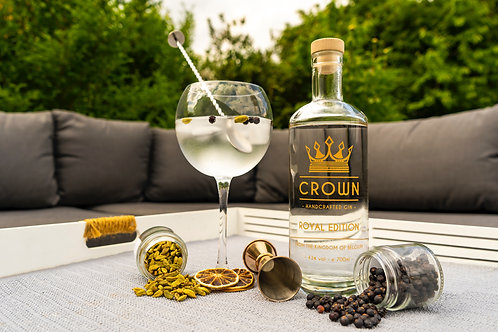 Crown Gin - Royal Edition