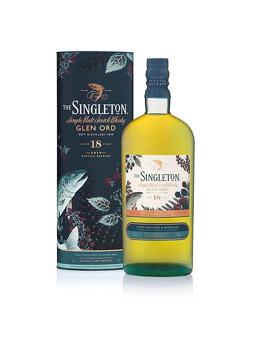 The Singleton Glen Ord 18Y - Diageo Special Release 2019