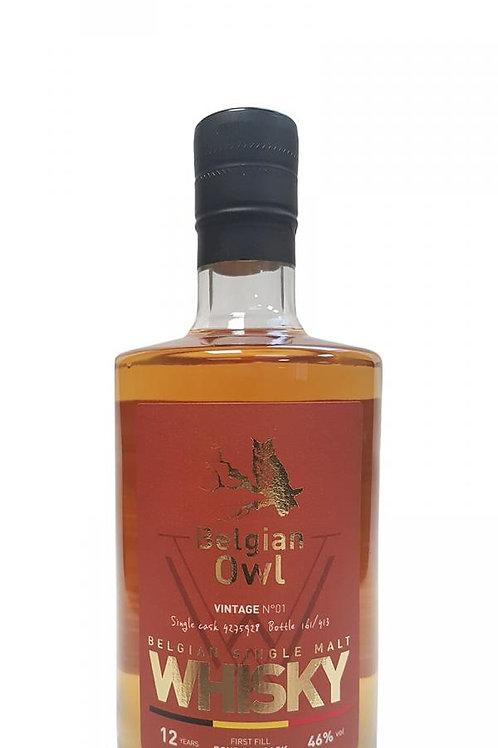 Belgian Owl 12Y - Vintage N°1