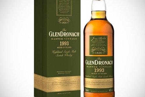 Glendronach Master Vintage 1993 - 25Y