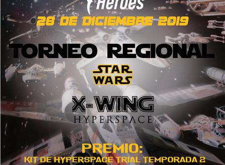 Torneo regional de X-wing - Región de Murcia