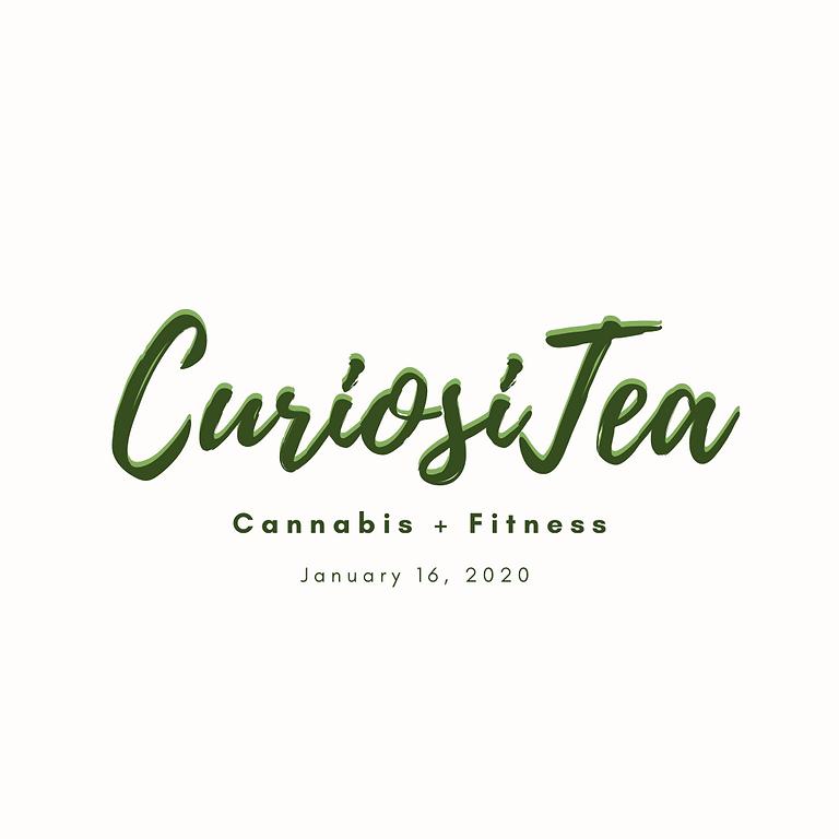 Curiosi-Tea: Cannabis + Fitness
