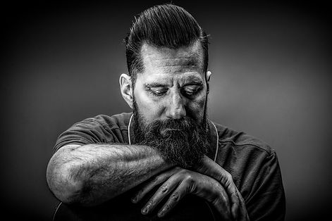 Portret-man-baard