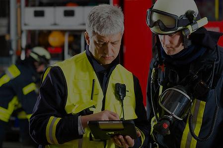 Brandwache Brandsicherheitswache Betrieb