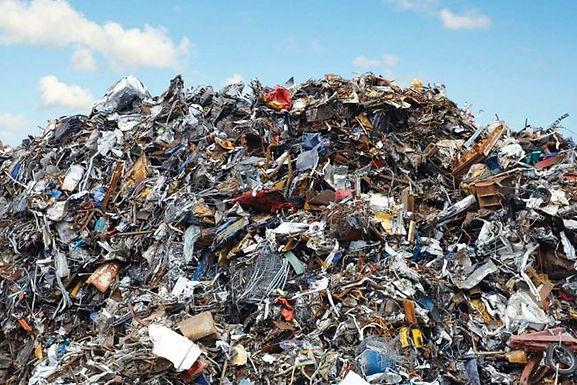 Global waste problem