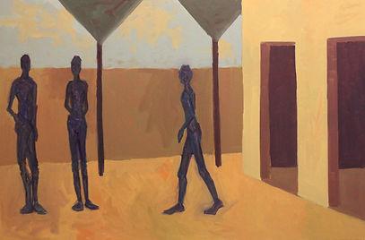 Dois-homens-parados-e-um-andando---80x12