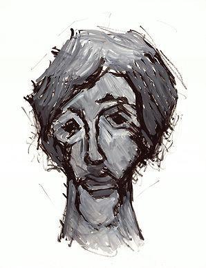Acrilica-Sobre-Papel-Rosto---65x50_BAIXA