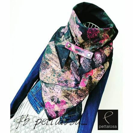 Maxi šátek PETTALOSA by Vandice
