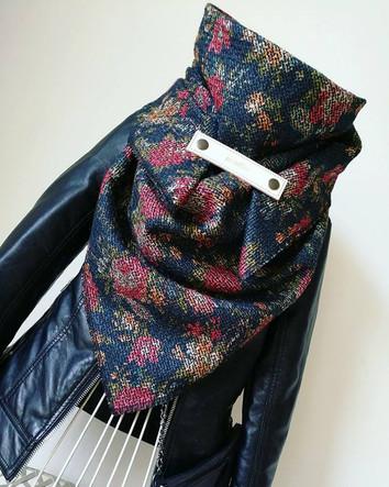 Maxi šátek fiori /květiny/