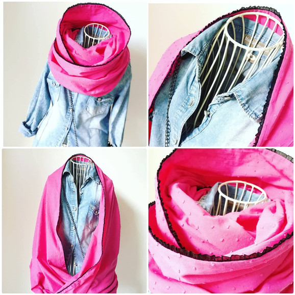 MAXI TUNEL PINK