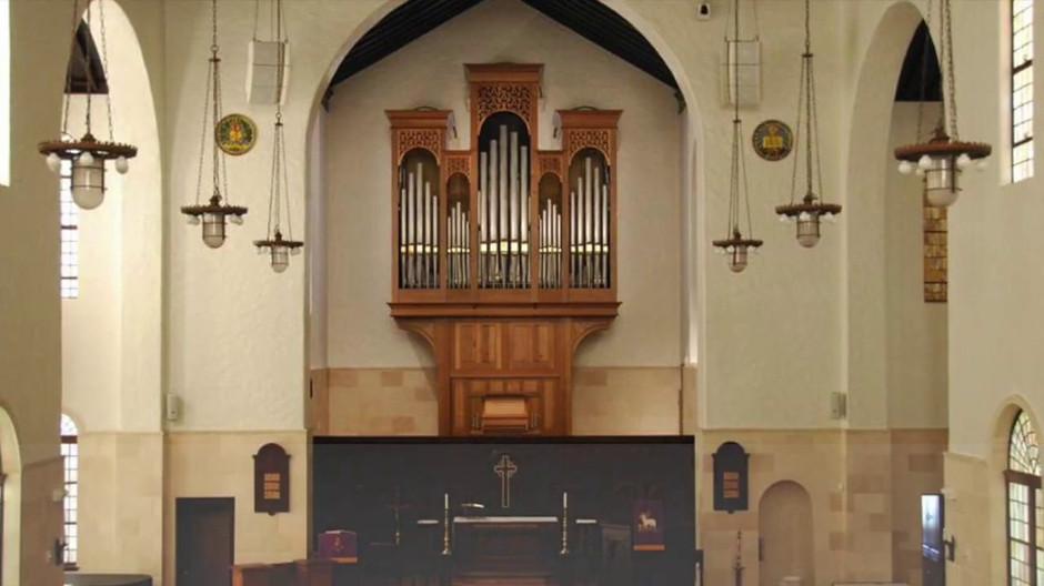 J.S. Bach - Trio super Herr Jesu Christ, dich zu uns wend, BWV 655