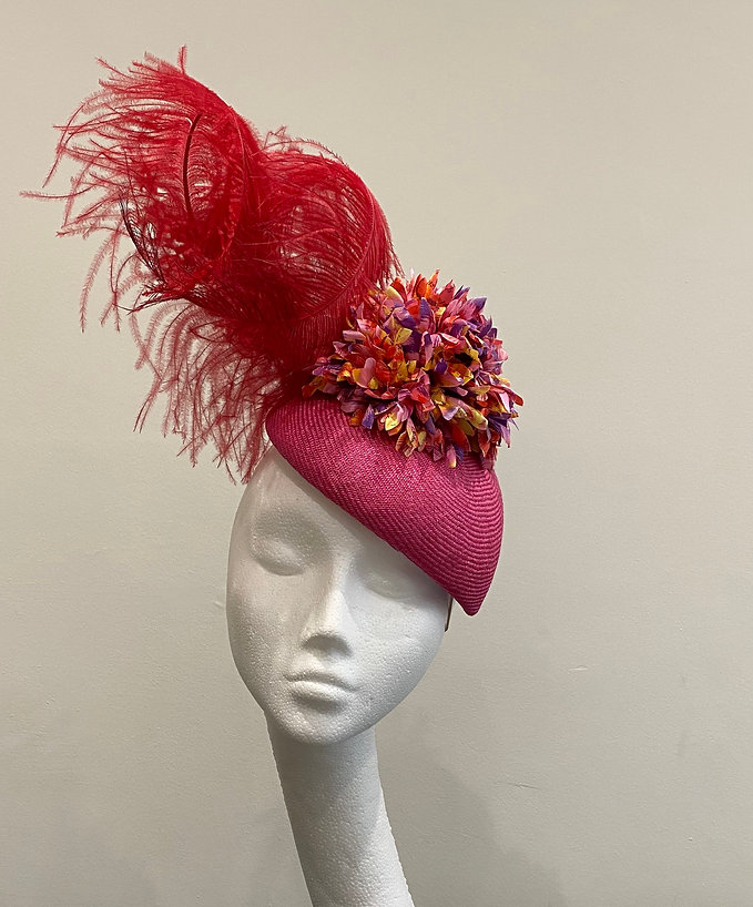 Miss Ginny Millinery Ascot hats