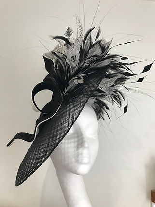 Ascot hats Miss Ginny Millinery