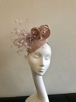 Ascot hats Miss Ginny Millinery London