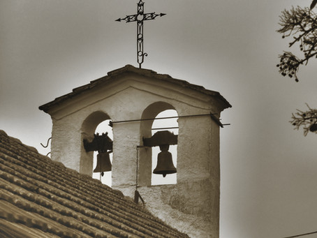 La misteriosa chiesa scomparsa di Caserza