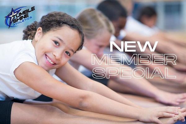Copy of New Member Special #1_ September