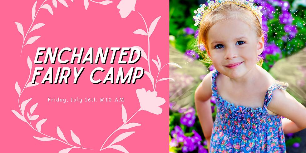 Enchanted Fairy Preschool Camp