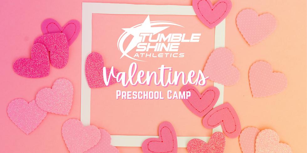 Valentine's Preschool Camp