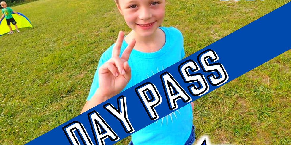 Need Just one Day of Camp? Purchase camp days HERE