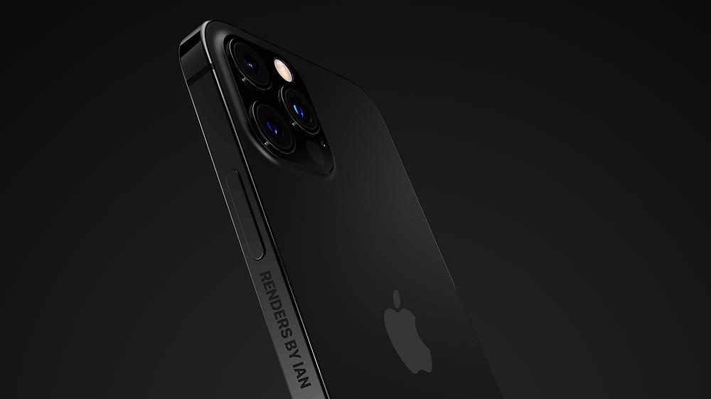 A Black iPhone 12S