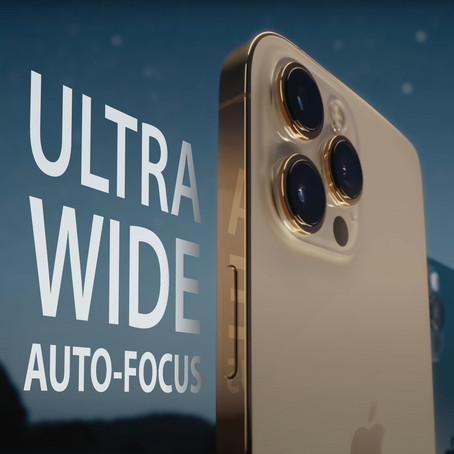 iPhone 13 To Release September 14th With Autofocus