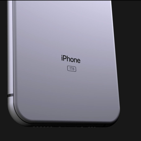 iPhone 13 Will Start At 128GB storage, iPhone 13 Pro gets 1TB.