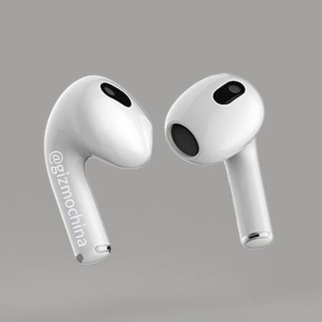 BREAKING: AirPods 3 Coming in Apple Event - September 14th.