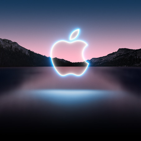 A New Apple Event. Coming To A Screen Near You September 14th
