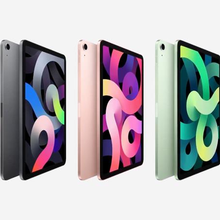Next iPad Air May Have an OLED display