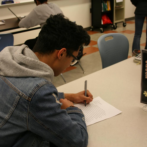 How My Experience as a Tutor Shaped My Outlook in Impacting Others