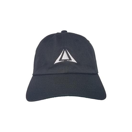 LOGO DAD CAP (BLACK)