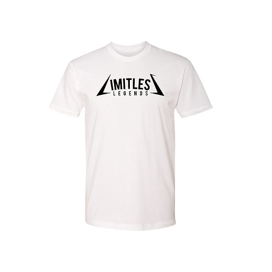 LIMITLESS LEGENDS T-SHIRT (WHITE)