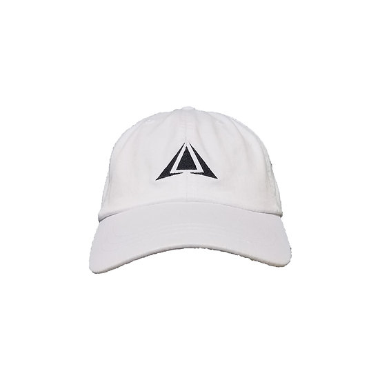 LOGO DAD CAP (WHITE)