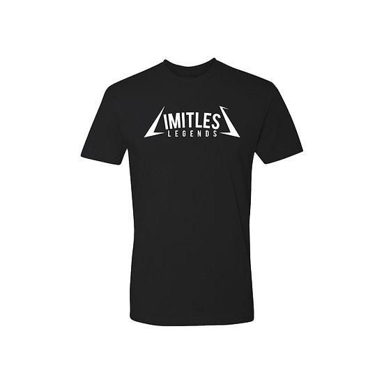 LIMITLESS LEGENDS T-SHIRT (BLACK)