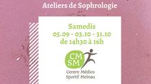 Ateliers de Sophrologie à Strasbourg