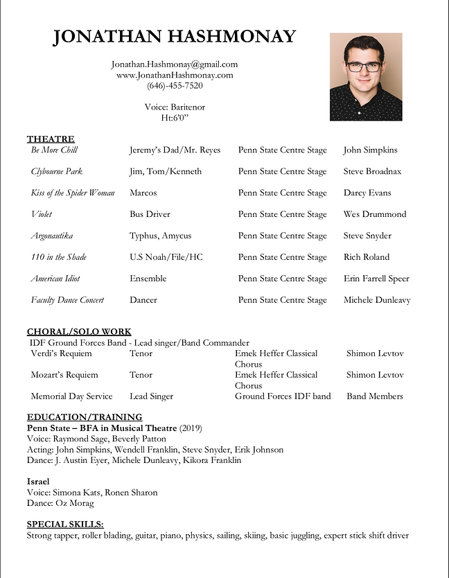 Jonathan Hashmonay Actor Resume.png
