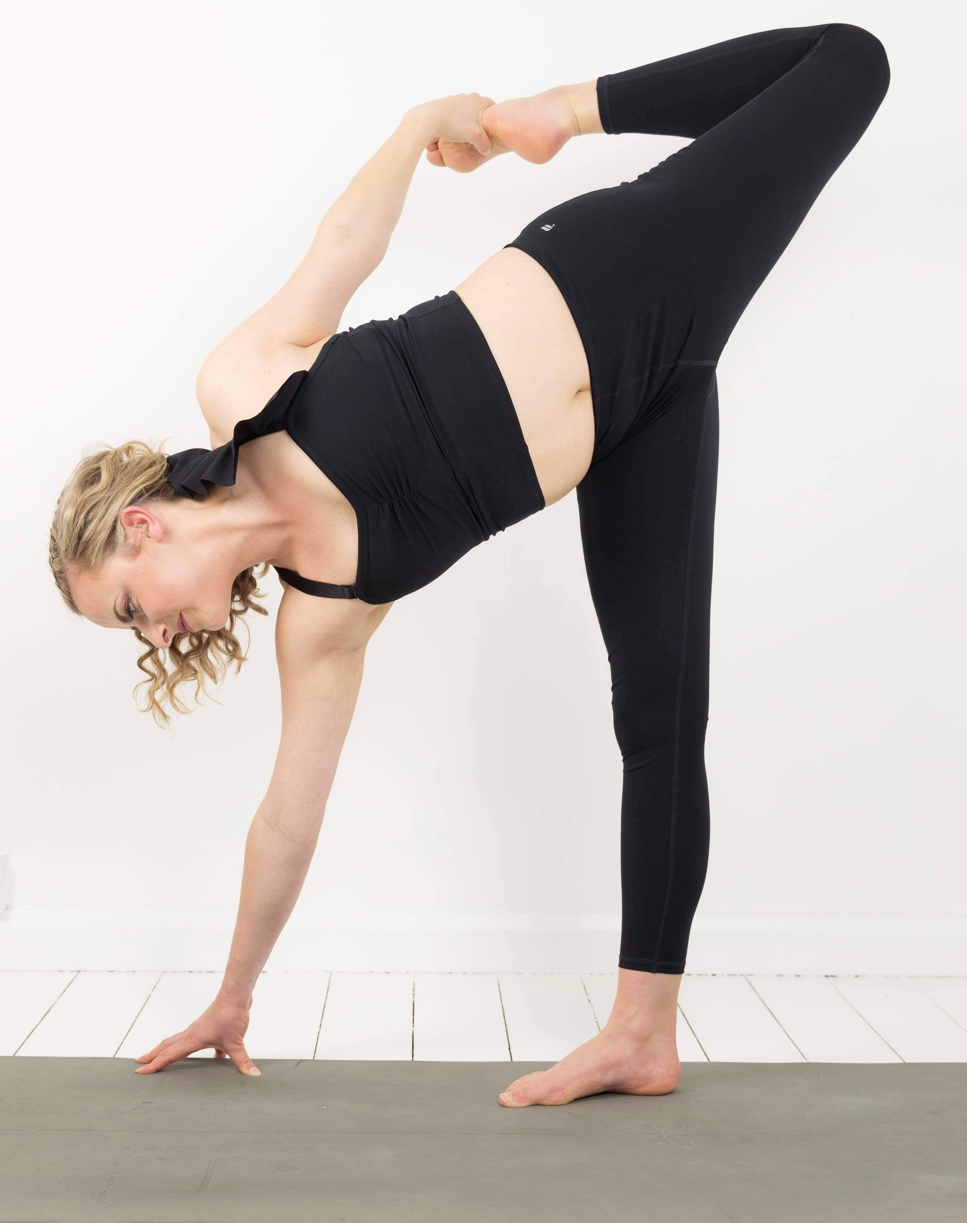 Wake Up and Flow yoga