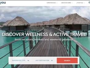Vacayou Raises $3.3M for Wellness Platform