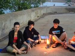Youth Group Havdalah6