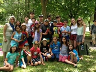 Emanuel's OSRUI campers