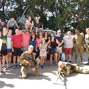 Emanuel Israel Family Adventure 2019