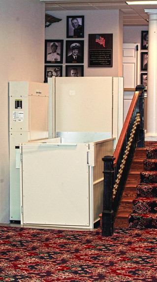 Commercial Platform Lifts - Great for  Commercial & Residential Settings